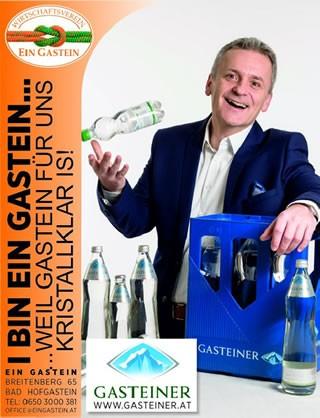 Gasteiner Mineralwasser - EinGastein