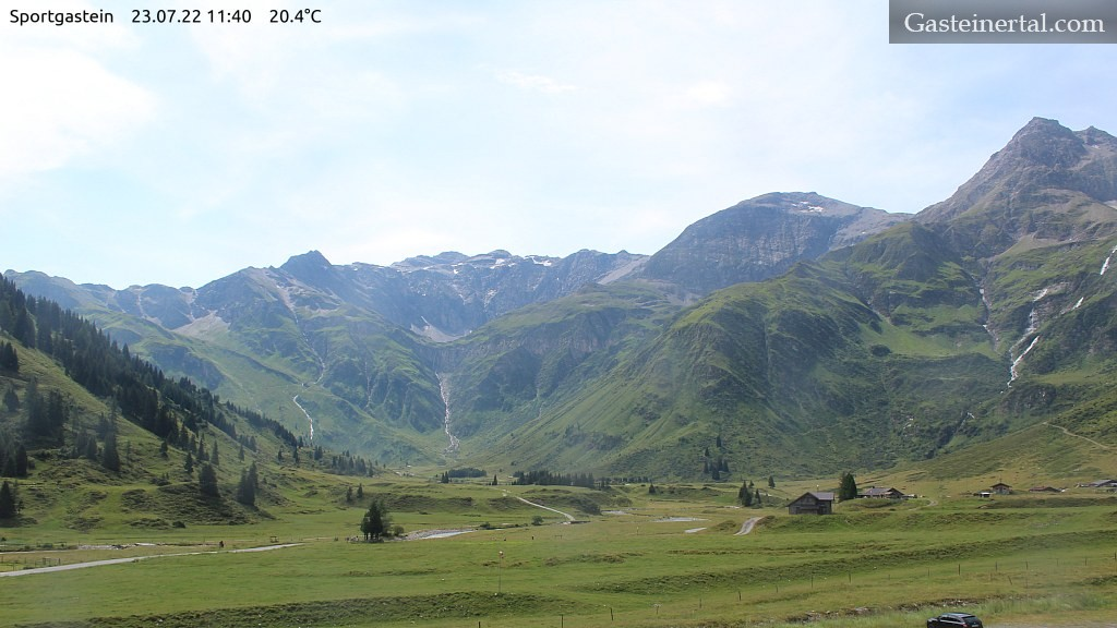 Webcam Sportgastein