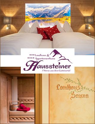 Landhaus und Appartementhaus Haussteiner