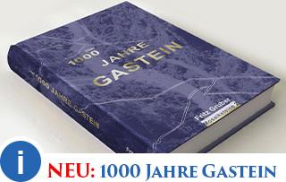 Buch - 1000 Jahre Gastein