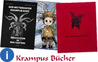 Krampusbuch Gastein