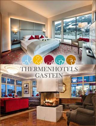 Thermenhotels Gastein