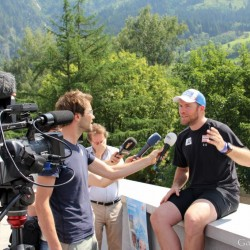 Hans Grugger im Interview