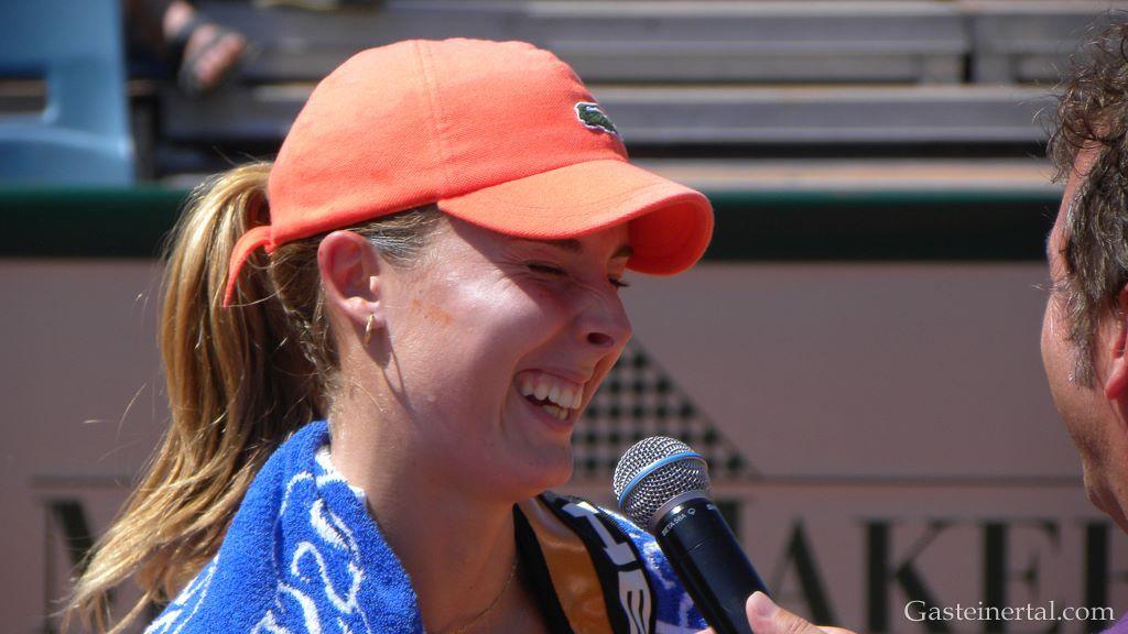 Andrea Petkovic (GER) vs. Alize Cornet (FRA)