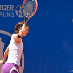 Irina Falconi (USA) vs. Kristina Barrois (GER)