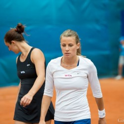 Dabrowski (CAN) / Rosolska (POL) vs. Barthel (GER) / Klemenschits (AUT)