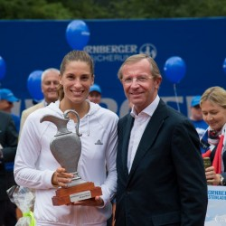 Andrea Petkovic, Landeshauptmann Dr. Haslauer