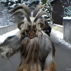 Krampus in Bad Gastein