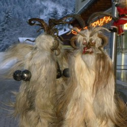 Krampuslauf in Bad Gastein