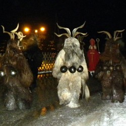 Krampuspass in Bad Hofgastein