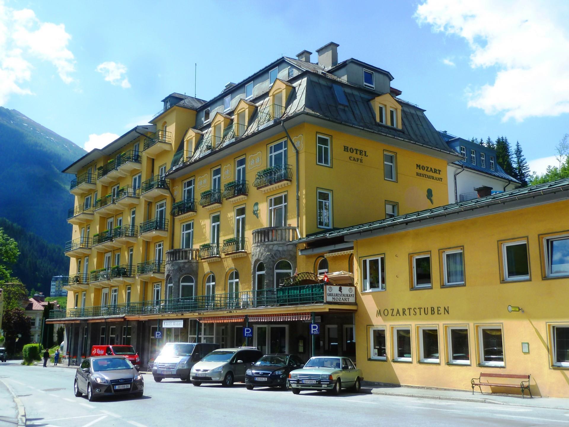 Salzburg Hotels  Sterne