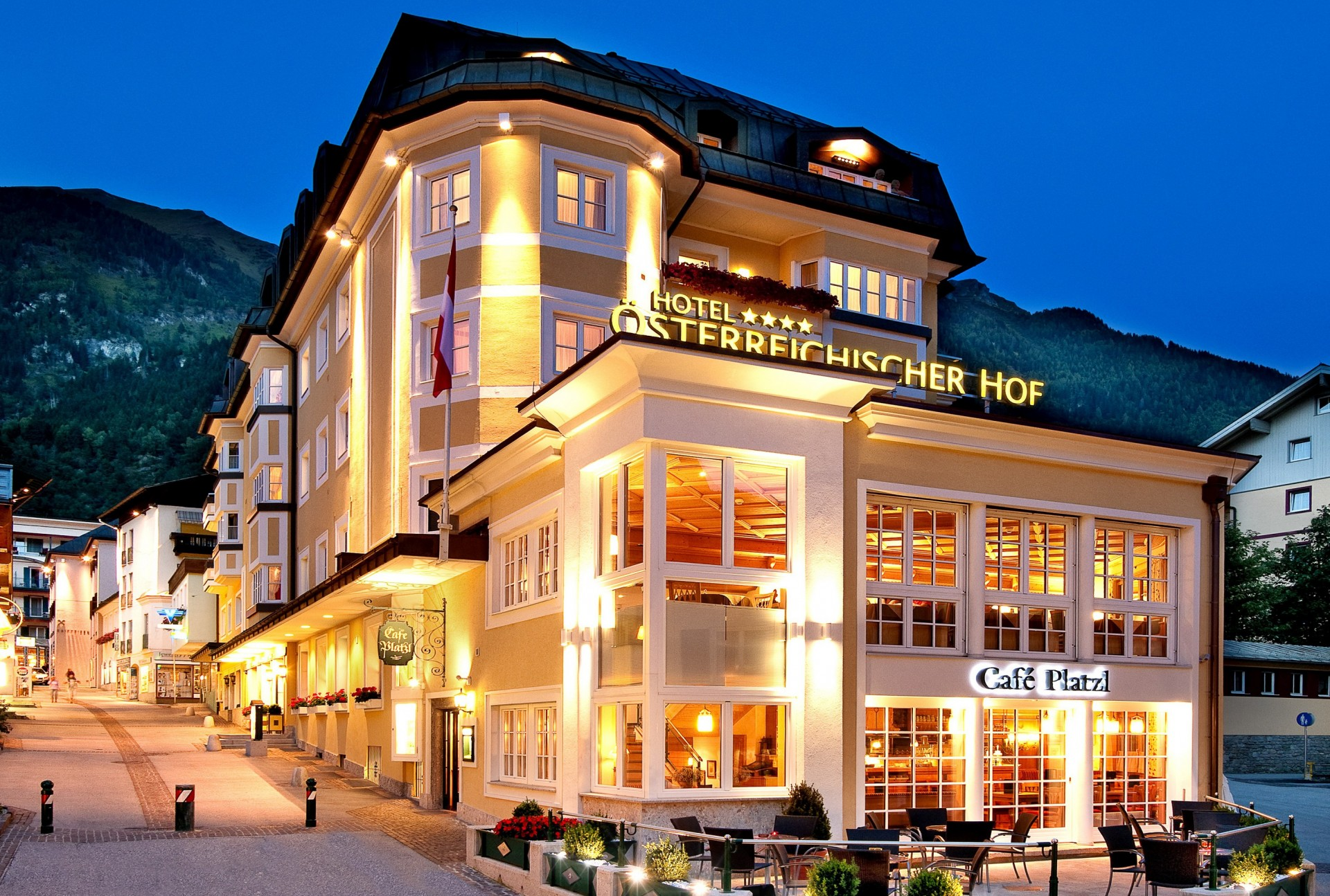 Hotel Germania Bad Hofgastein Austria