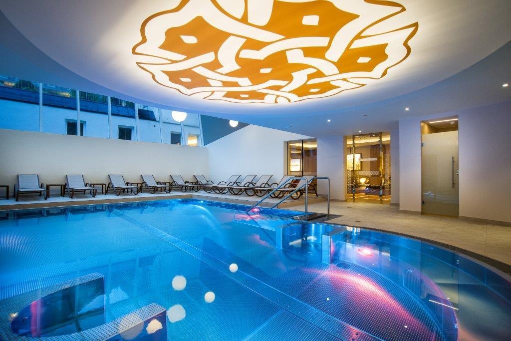 hotel norica bad hofgastein 4 stars superior in gastein. Black Bedroom Furniture Sets. Home Design Ideas