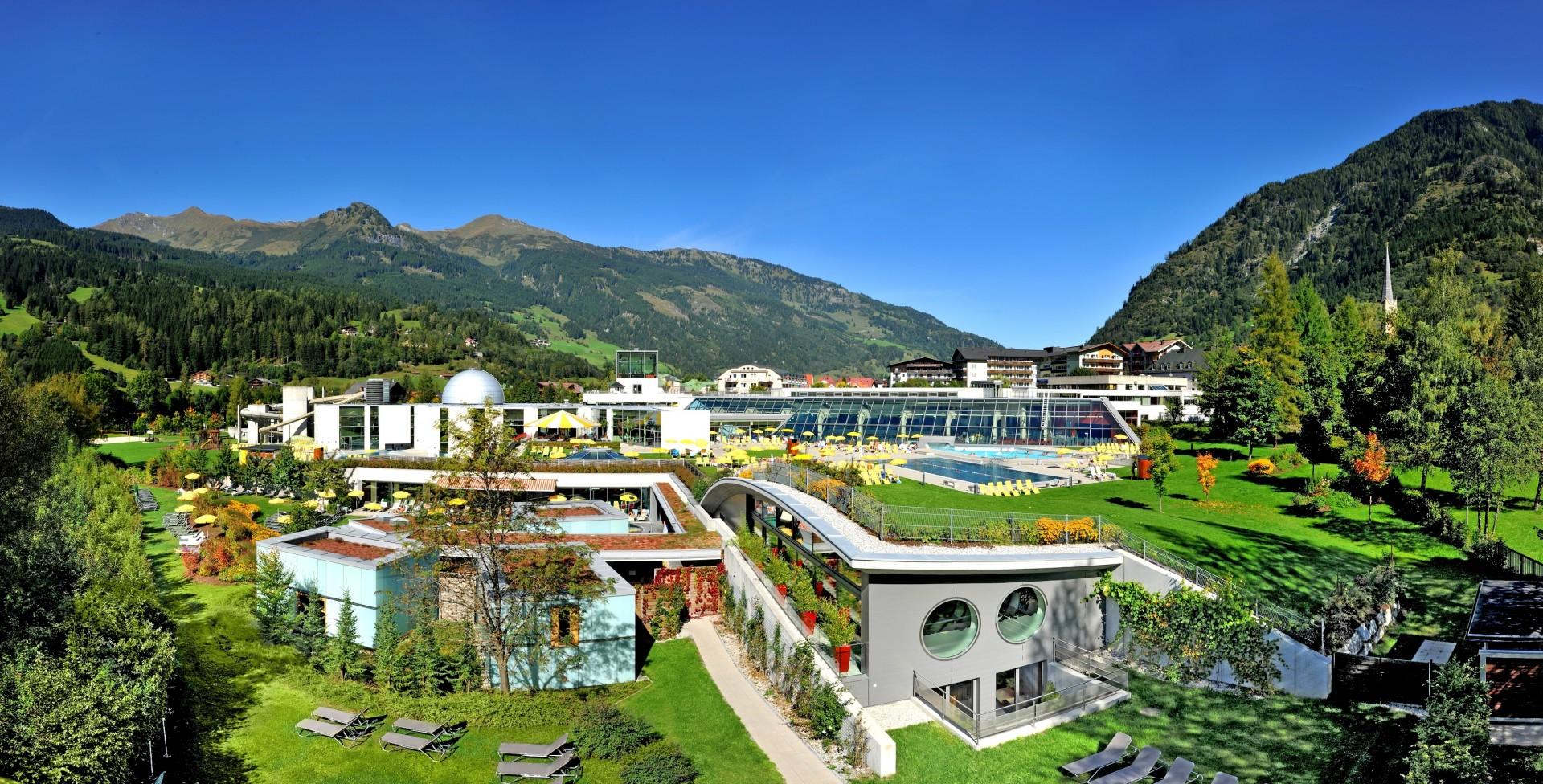 Golf Spa Hotels