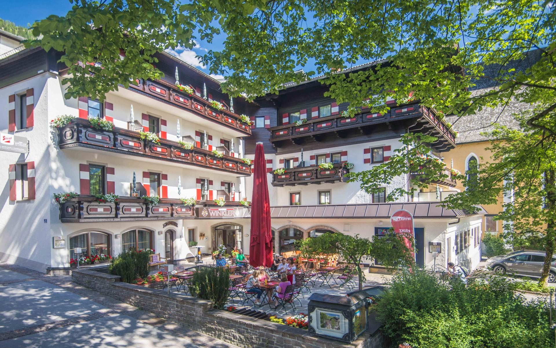 Hotel Winkler: Bad Hofgastein, 3-Sterne in Gastein