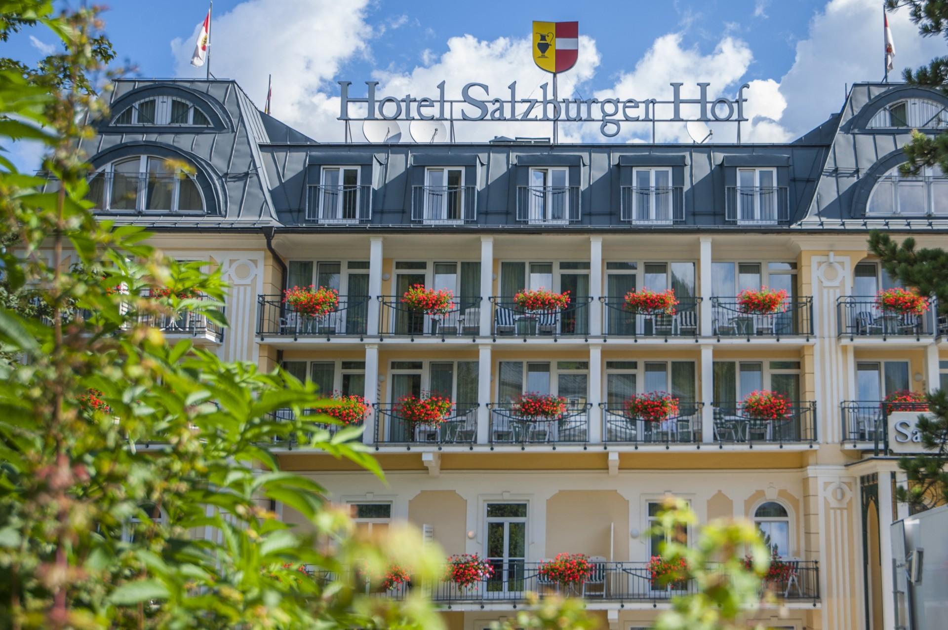 Hotel Salzburger Hof De Luxe Bad Gastein 4 Sterne In